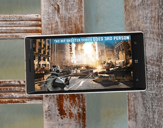 Overkill 3 on windows phone