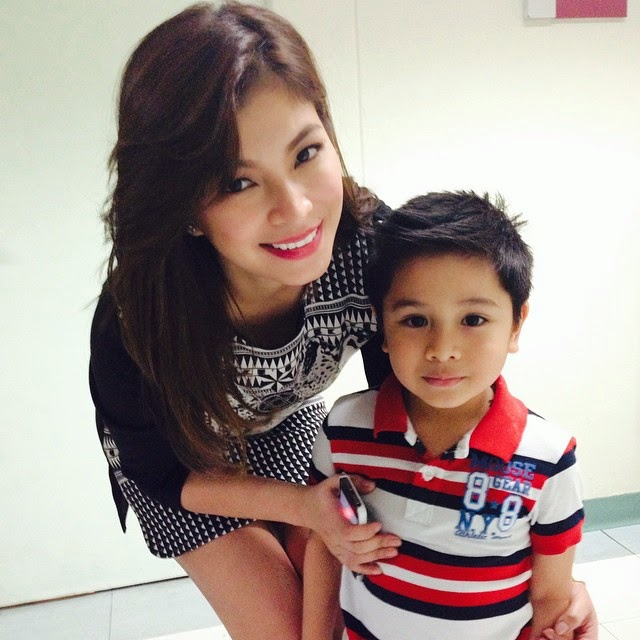 Honesto kid, to play Angel Locsin's sidekick in Darna 2015?