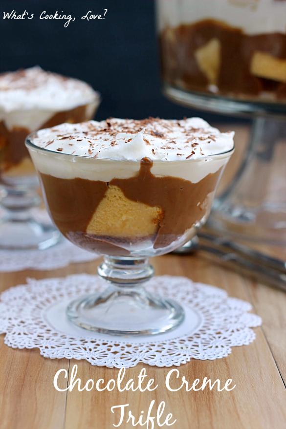 Chocolate Creme Trifle
