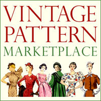 Vintage Pattern Marketplace