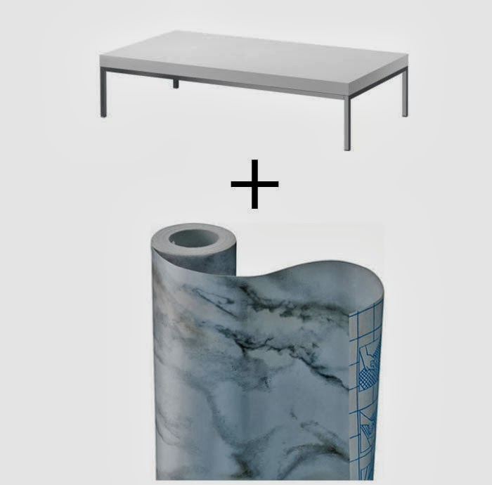 Ikea Marble Top Coffee Table: Possibly Most Favourite IKEA