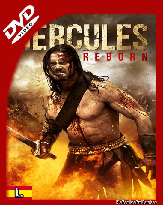 El Regreso De Hercules [DVDRip][Latino][SD-MG-1F]