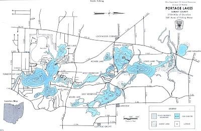 Ohio DNR: Portage Lake State Park's dam project won't lower lake level