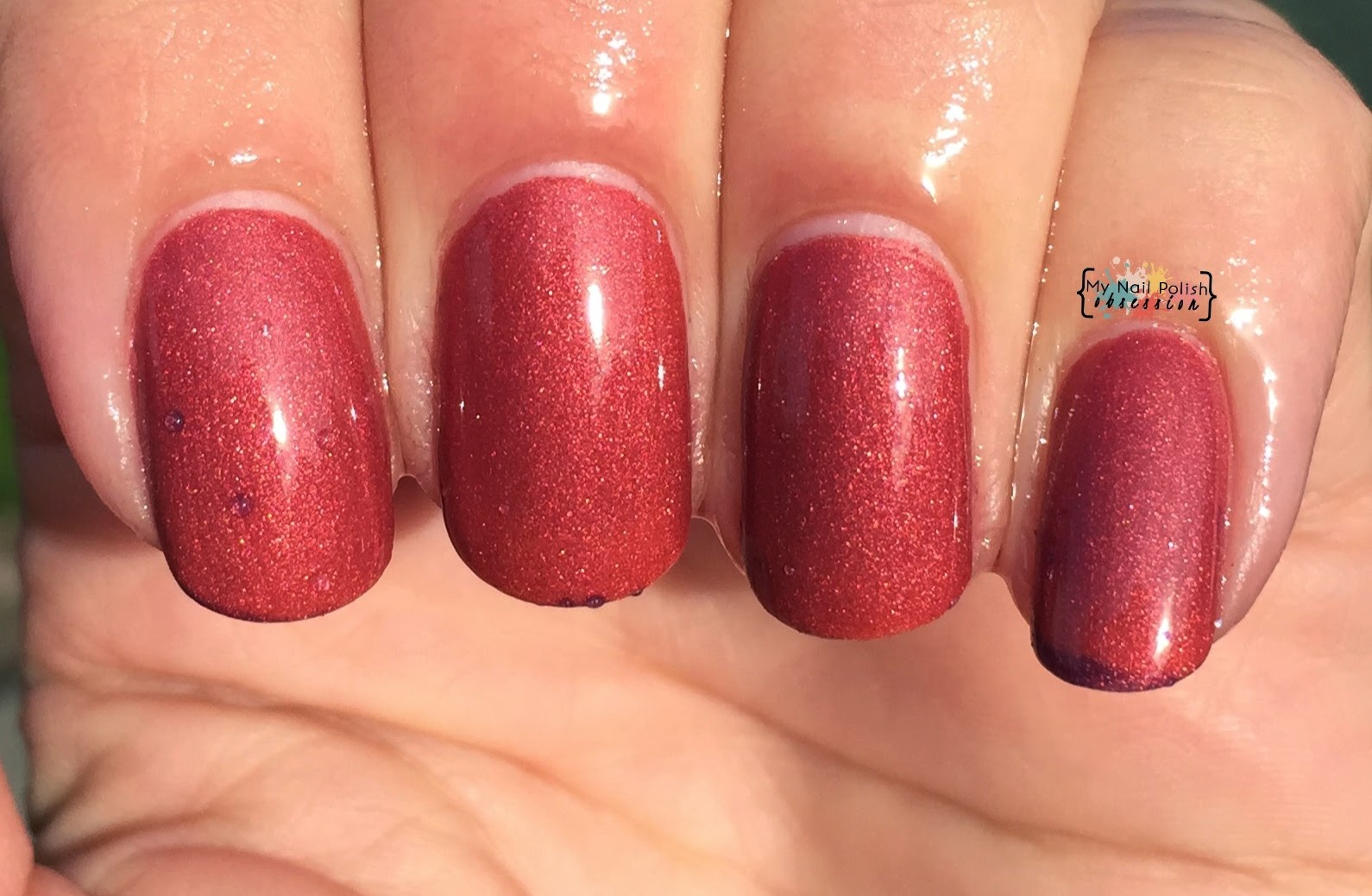 Superficially Colorful Lacquer Foolish Heart
