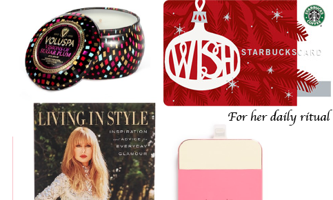 Gift Guide For Her: The Fashionista