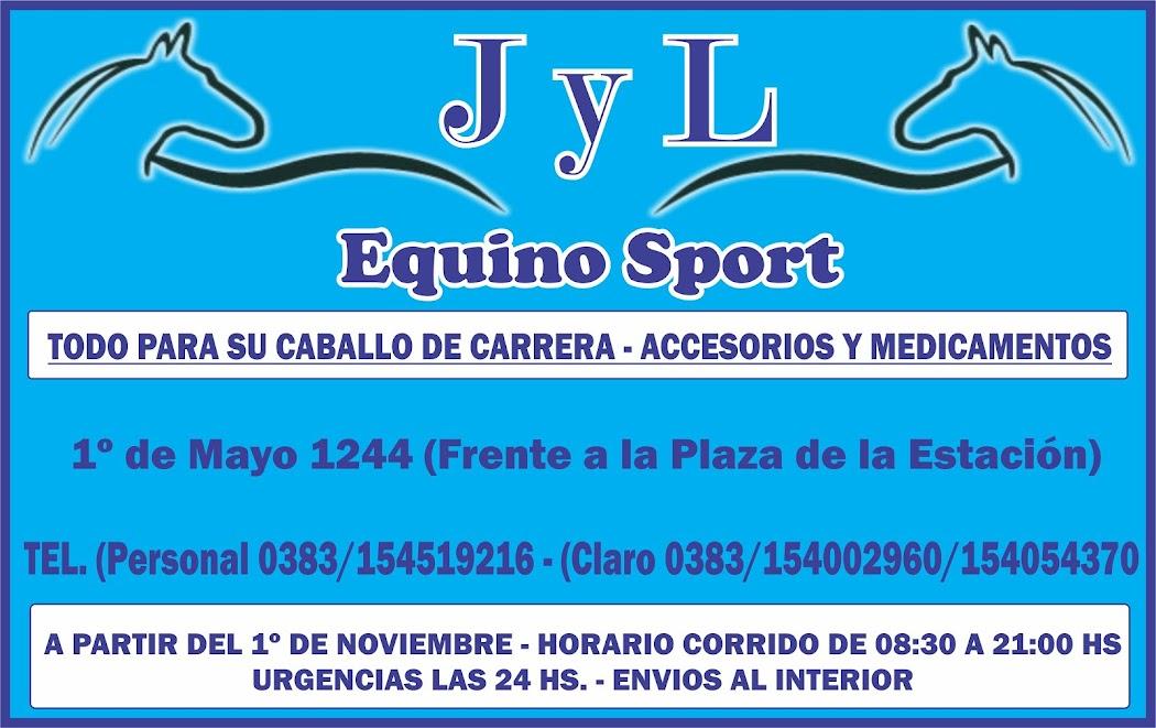 J y L EQUINO SPORT