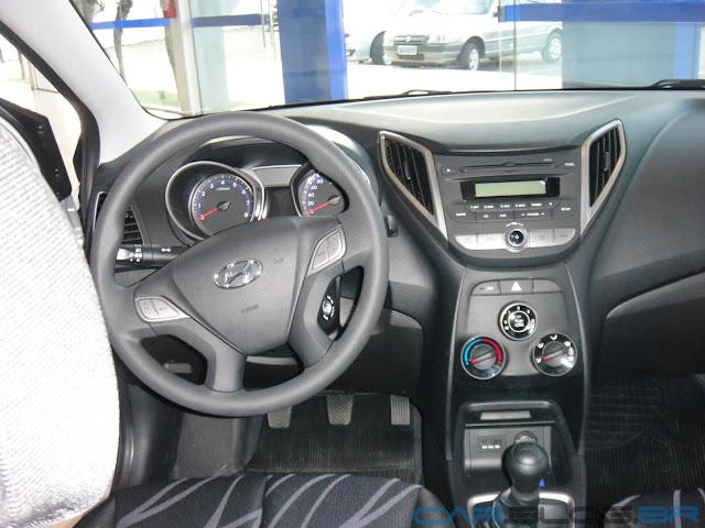 Hyundai HB20 Comfort Plus 1.6 - com som