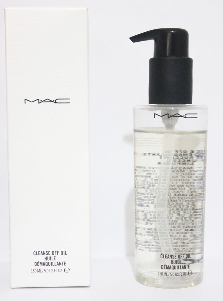 MAC CLEANSE OFF OIL REVIEW - Beauty Appetite By Jessica Simon