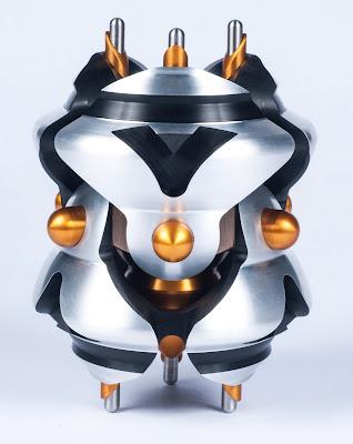 Digital Fabrication, Machine art, Metal art