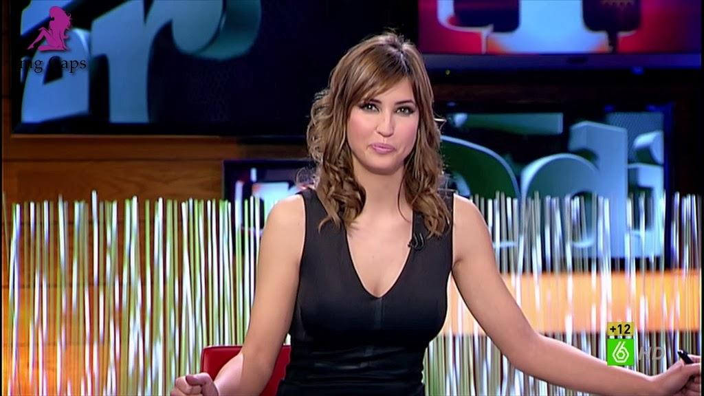SANDRA SABATES, EL INTERMEDIO (03.03.14)