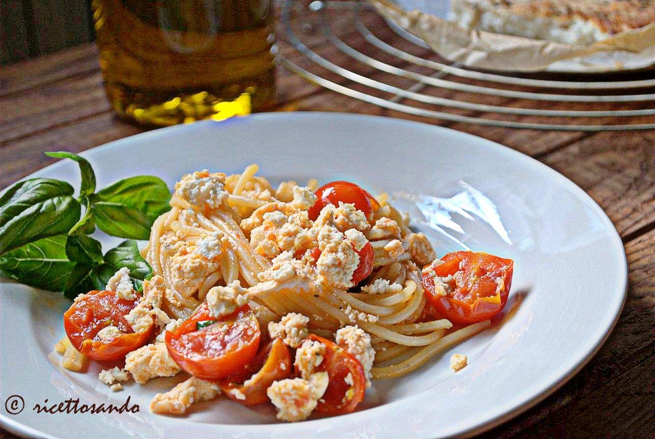 Spaghetti alla carrettiera ricetta povera dove parlano gli ingredienti di qualità