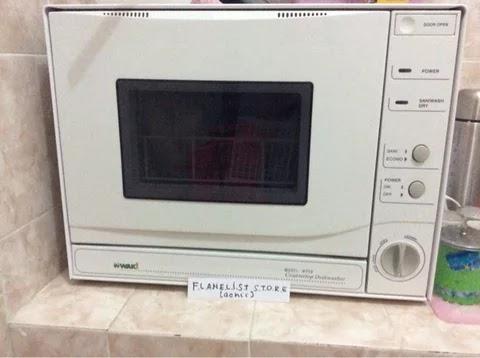Dishwasher Waki