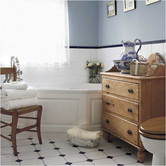 Country bathroom design ideas room design ideas for Country bathroom ideas