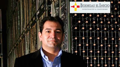 Entrevista a Ángel Luis Margüello es enólogo, el director técnico y socio de Bodegas El Inicio.