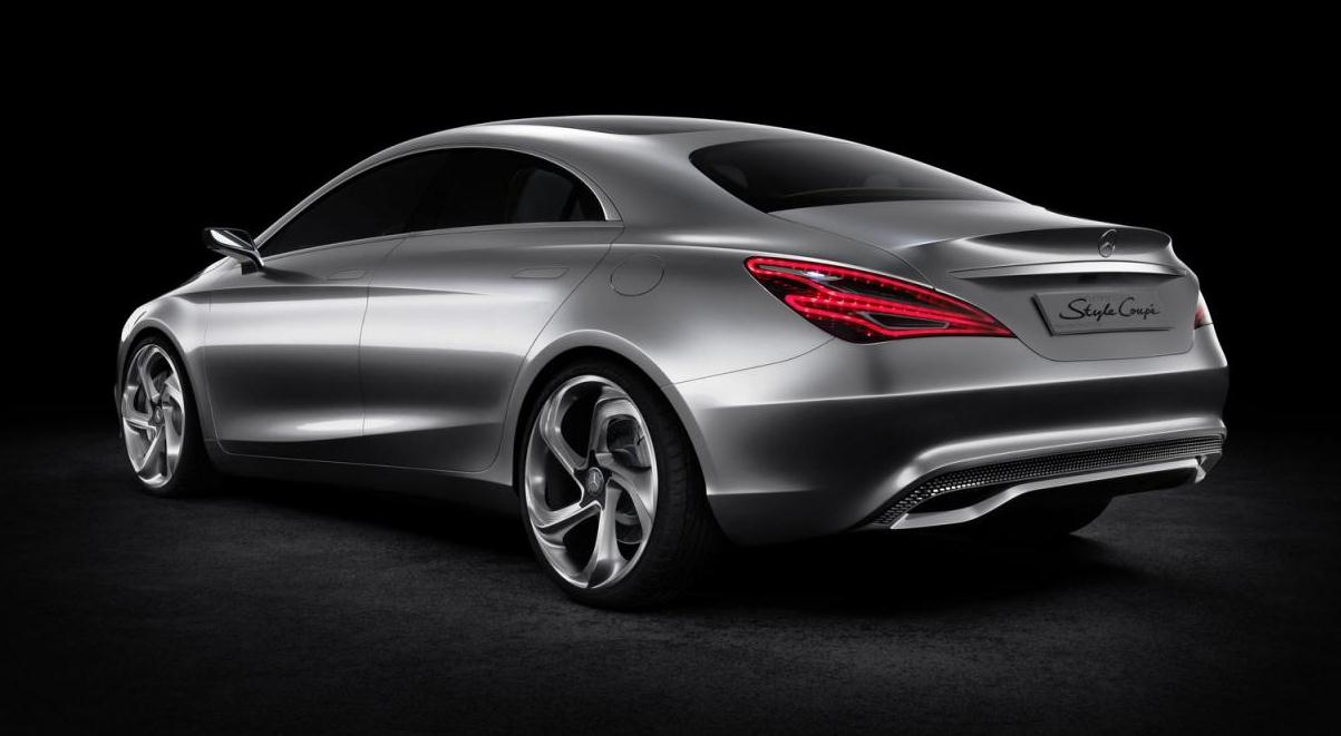 Agamemnon mercedes benz concept style coup for Mercedes benz styles