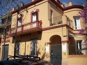 """Garden house"" hostel C.Hedilla, 58"