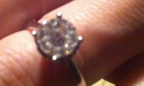 cincin tunang lisa surihani