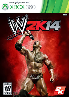 WWE 2K14 For XBOX360