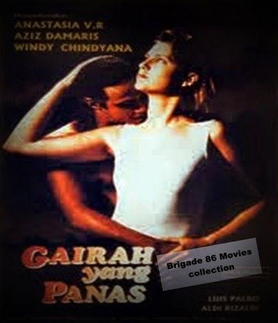 Brigade 86 Movies - Gairah yang Panas (1996)