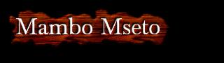 Mambomseto Blog