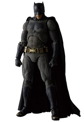 Batman della Medicom Toy tratto da Batman V Superman: Dawn of Justice