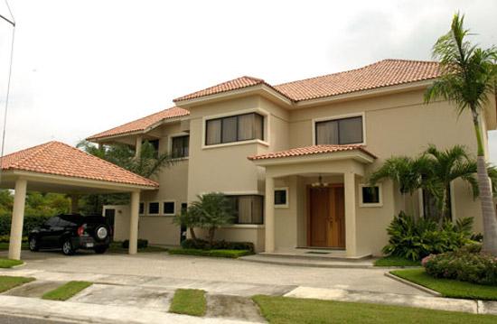 Fachadas de casas modernas y lujosas cocinas modernas - Casas elegantes y modernas ...