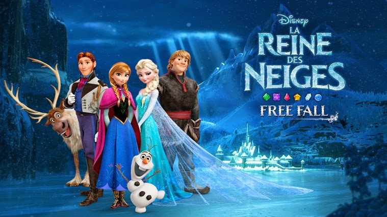 T l charger la reine des neiges free fall sur android ios - Telechargement de la reine des neiges ...