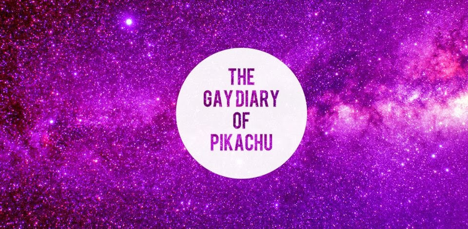 The Gay Diary Of Pikachu