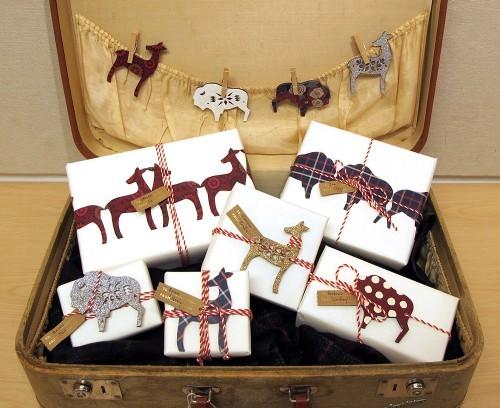 Варианты упаковки подарков