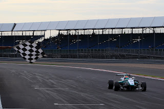 A race victory for Jazeman Jaafar at Silverstone circuit