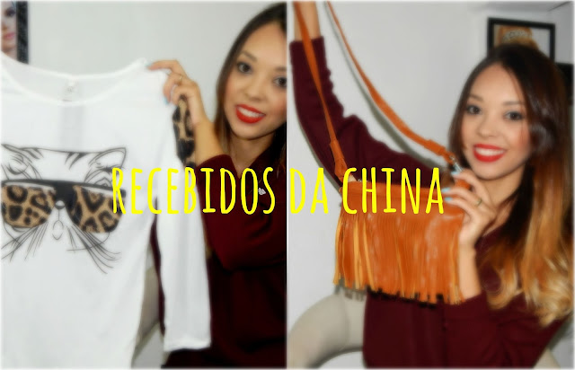 Chegou da China: SammyDress