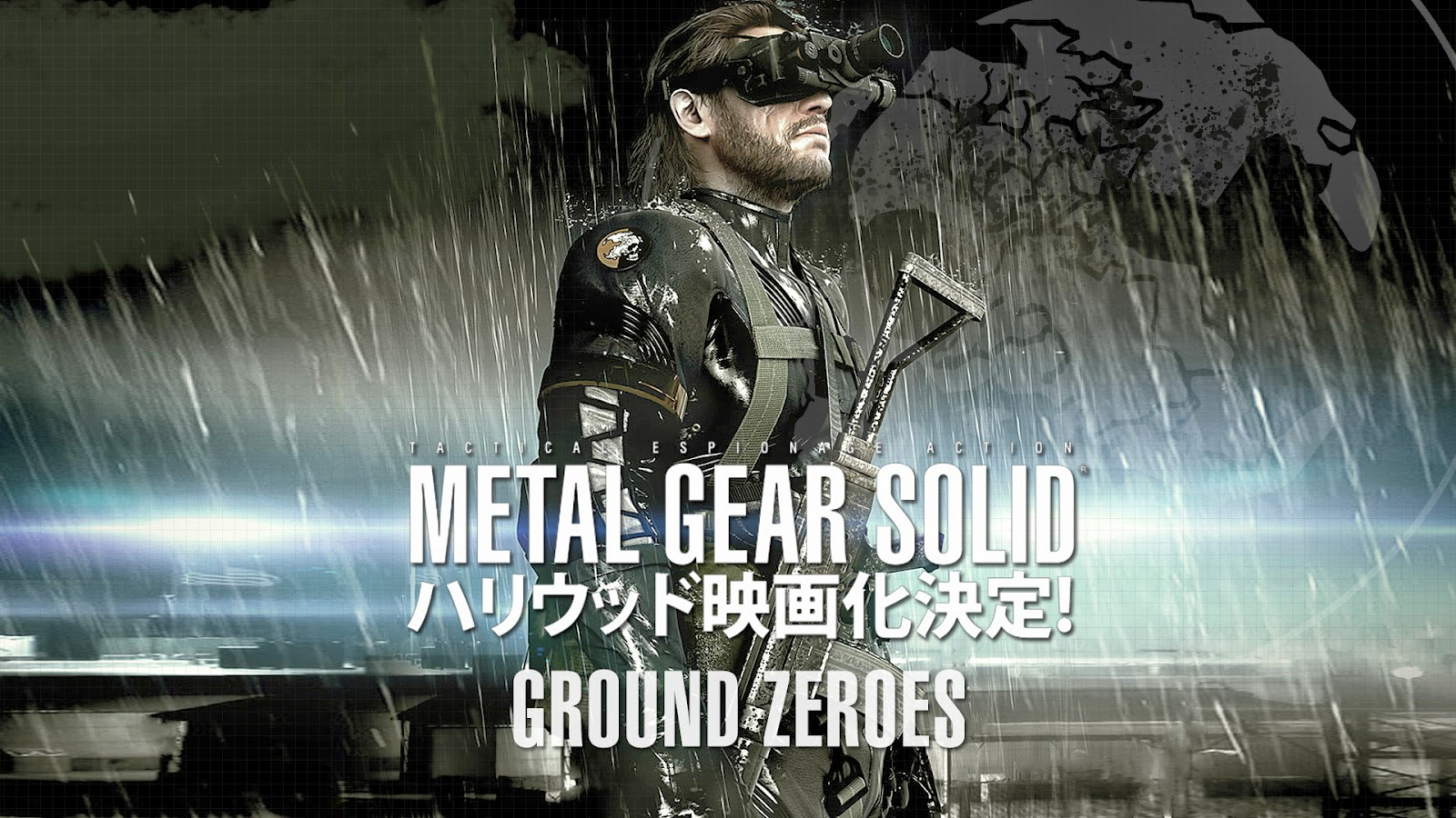 Steam Date Announced For Metal Gear Solid V: Ground Zeroes - We Know Gamers