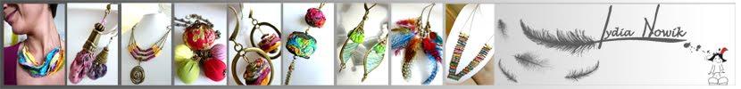 créatrice de bijoux textiles
