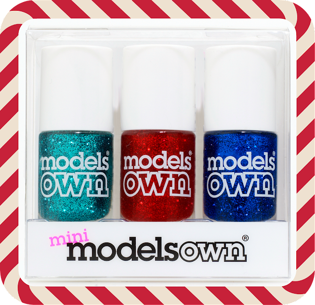 LBQ\'s Advent Calendar: 7th December (WIN Models Own Nail Varnish ...