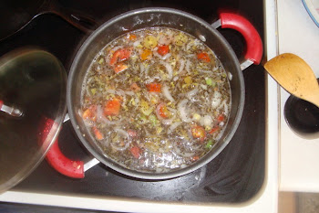 Home Cooking - vegetable soup