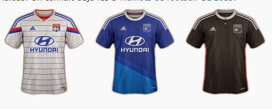 Maillot OL achat