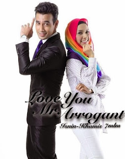 Tonton Drama Love U Mr Arrogant Episod Penuh 1 24
