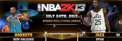 New Orleans Hornets & Utah Jazz