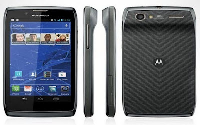 Motorola RAZR V XT885 complete specs and features