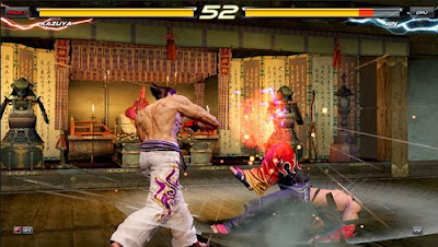 Tekken 6 Game Play