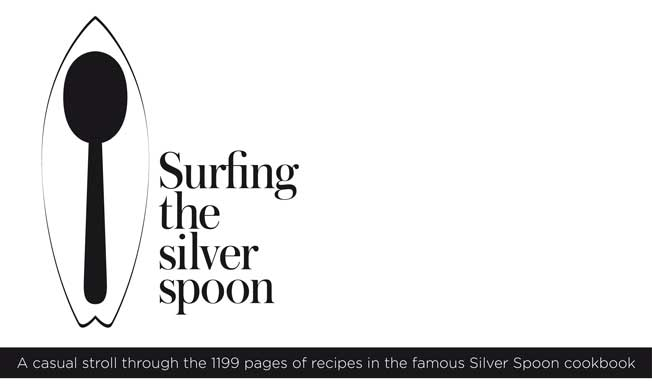 Surfing the silver spoon