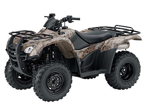 2013 Honda FourTrax Rancher 4x4 ES TRX420FE ATV pictures. 480x360 pixels