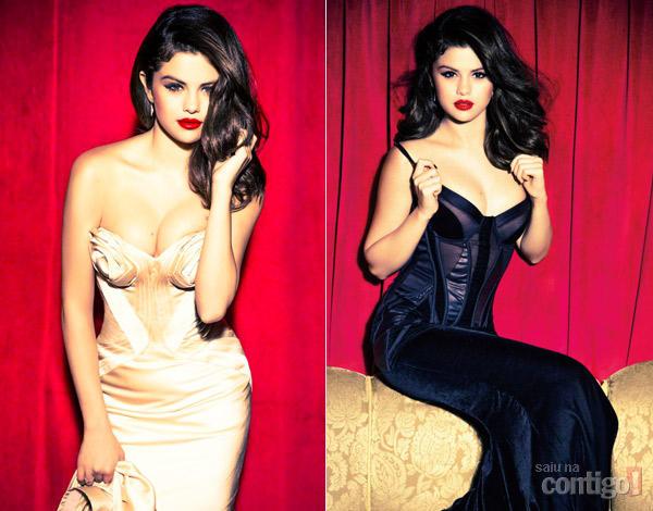 Selena Gomez Faz Ensaio Sensual Para Revista Norte Americana