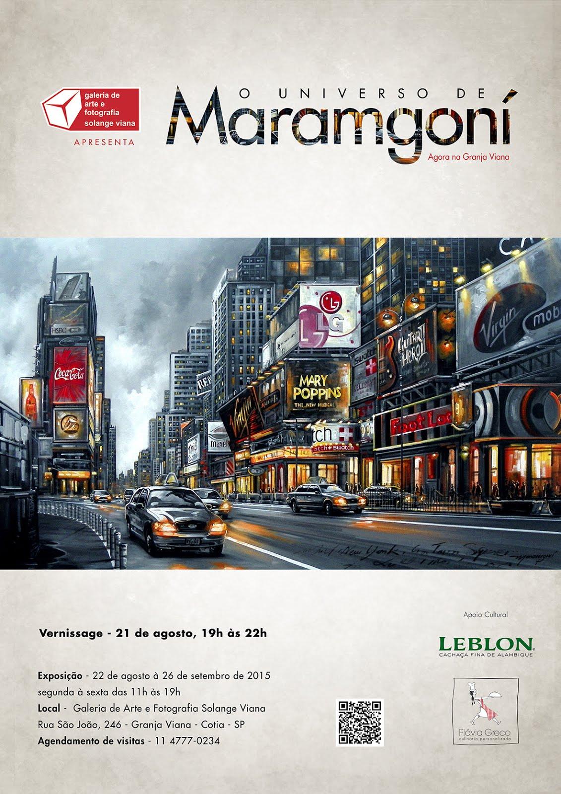 O UNIVERSO DE MARAMGONI