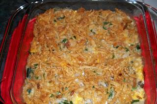 Asparagus Recipes - Asparagus Casserole