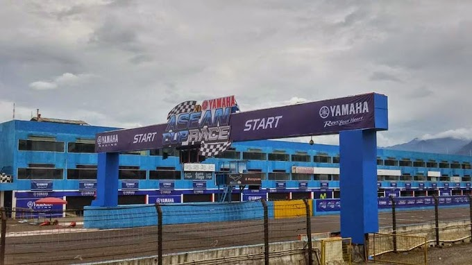 16 Vendor Racing Kit di Yamaha Asean Cup Race 2014