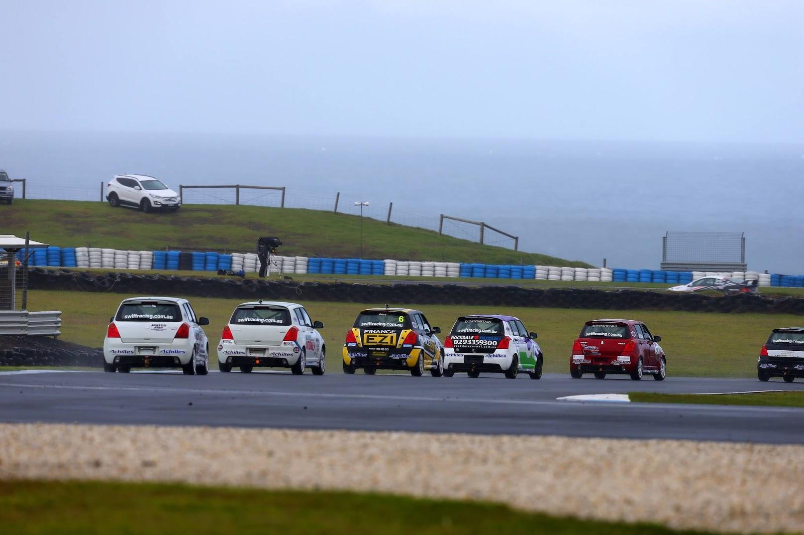 Australian Swift Racing Series, sport, wyścigi, racing, suzuki
