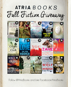 Fall Fiction Giveaway Atria Books!
