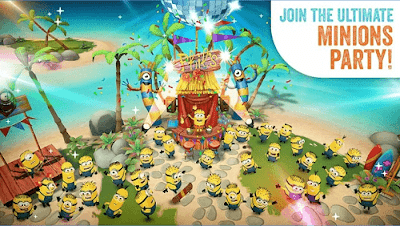 Minions Paradise v6.1.2350 Apk Mod (Lots of Money) 2