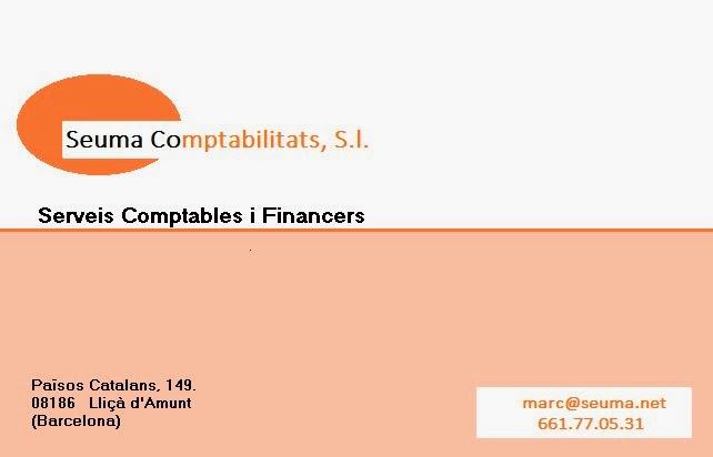 SEUMA COMPTABILITATS S.L